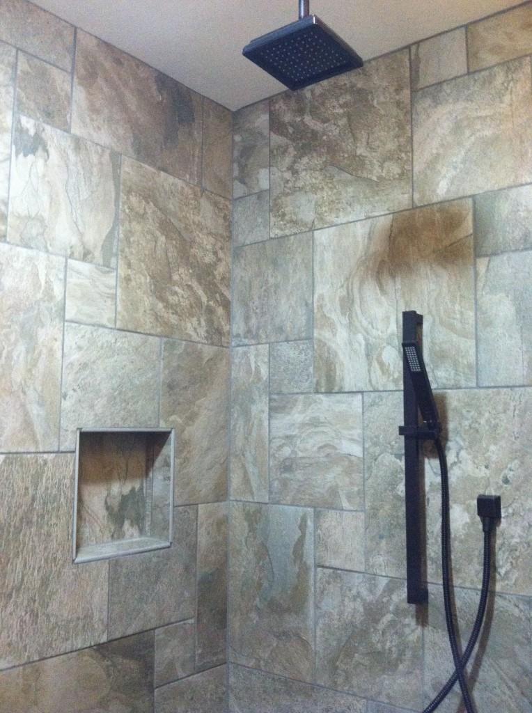 Master Bath Shower 1