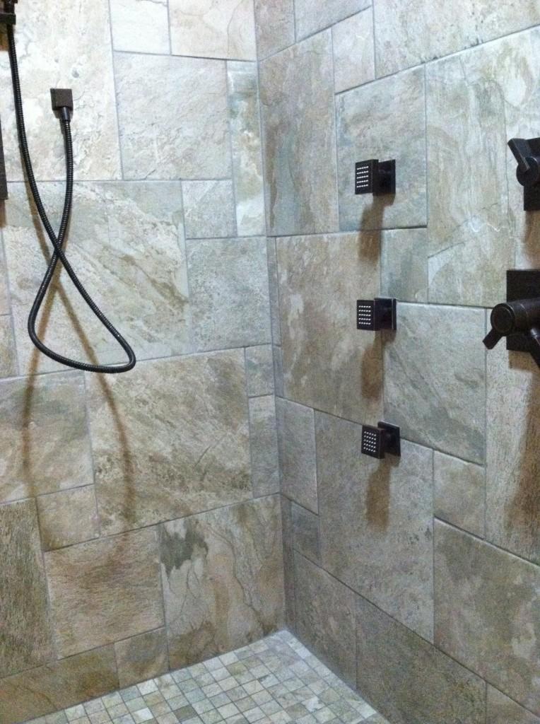 Master Bath Shower 2